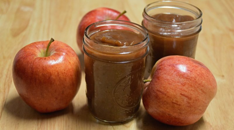 Apple Butter Crafts To Crumbs